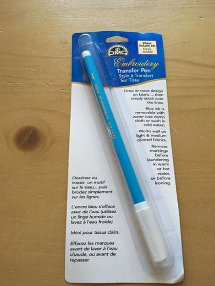 Fabric Transfer Pen